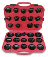 30 PC CUP TYPE OIL FILTER WRENCH