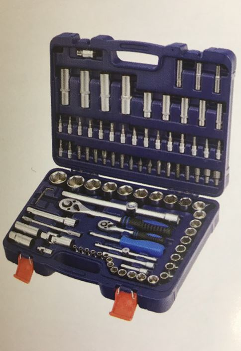 94PCS SOCKET WRENCH SET