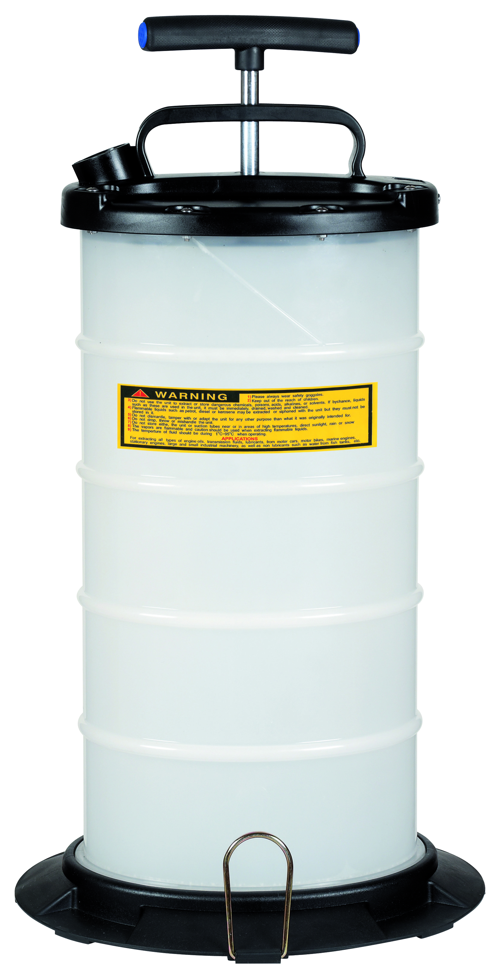 9.5L HAND OPERATION FLUID EXTRACTOR