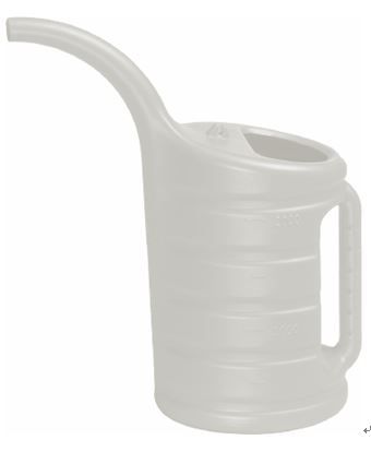 2l Watering Can White 可苙達有限公