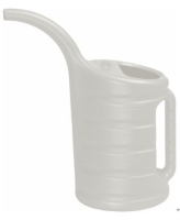 2L Watering Can (White)