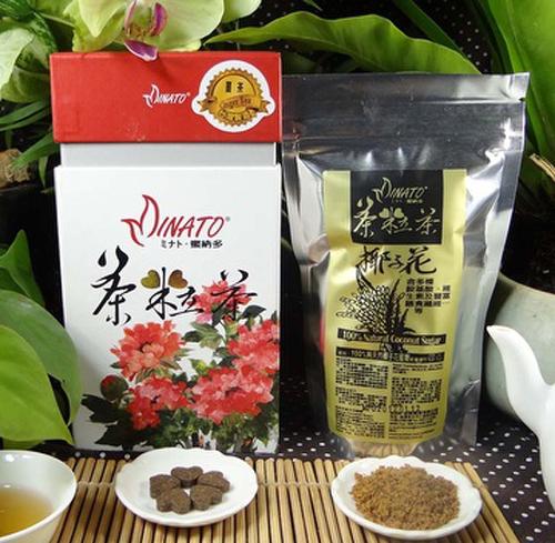 Minato (ginger black tea + coconut sugar)