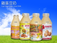 Soybean Milk with Egg