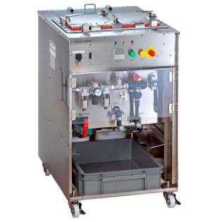 模具冷却管专用除锈机