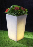 Cens.com Square Flowerpot (Color-changing) POWER BEAUTY INDUSTRIAL CO., LTD.