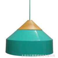 Cens.com Metal Pendent Lamp With Wood IDEA LIGHTING LIMITED