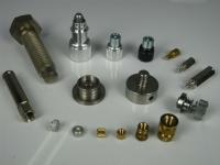 Brass insert & Fasteners