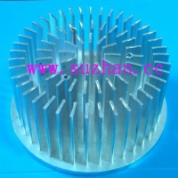 ∮140 Cold Forged Heat Sink for Ceiling Light, Down Light, High Bay Light