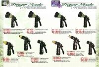 "6""7""8""9"" Insulaten Metal Trigger Nozzle"