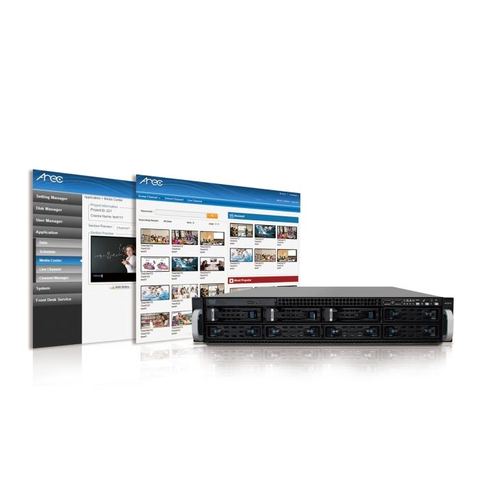 AREC EM-1300 Media Center