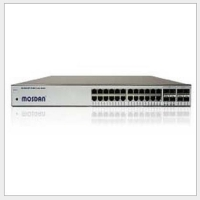 Cens.com AG-3100-28TG L3/L2 IP-MAC Lock Switch 牟士登國際股份有限公司
