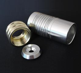 CNC車床加工-鋁