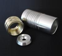 CNC Aluminum Lathing