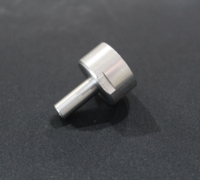 CNC Stainless-Steel Lathing
