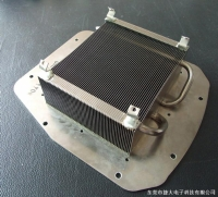 LED High-Power Lighting Thermal Module