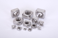 Square Nuts, Single Chamfer