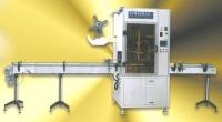 自动收缩膜套标签机