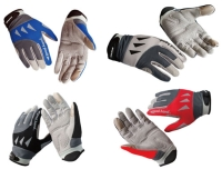 Touch-screen cycling glove