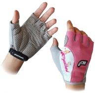 Half-finger cycling glove (Ladies)