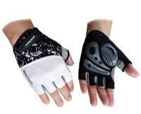 Half-finger cycling glove