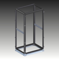 Cens.com Cage Frames assembly 台灣機電箱體有限公司