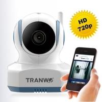 Smart iCAM Remote HD Wi-Fi DIY Surveillance Camera