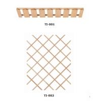 Wooden Rack & Shelf
