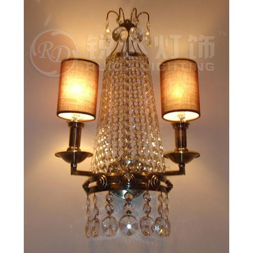 現代鐵藝壁燈