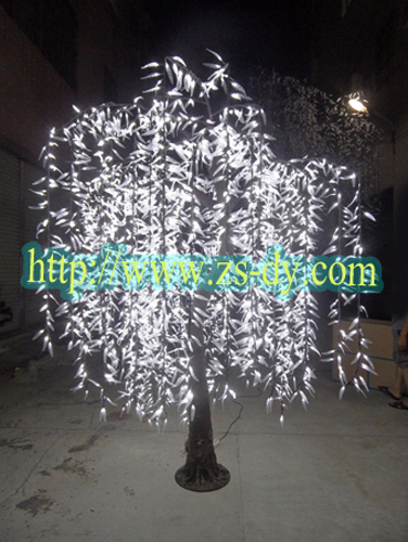 LED Artificial Tree Light