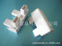 Plastic accessories for LED lamps