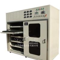 LED Lighting Fixture Durability Testing Enclosure