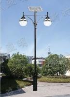 Solar-powered Yard Light