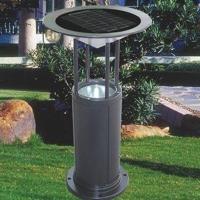 Solar-powered Lawn Light