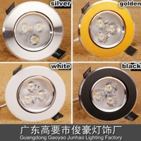 Upscale 3W LED Spotlights