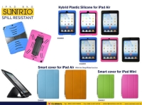 Plastic silicone for Ipad