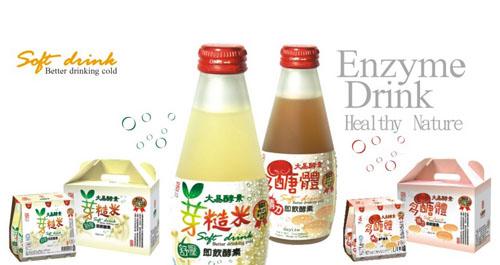 大易酵素芽糙米即飲酵素