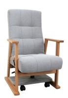 SF0500B(灰色)(升降移動椅)