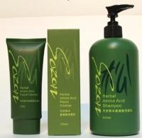 shampoo, facial cleanser