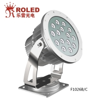 圓型投光燈