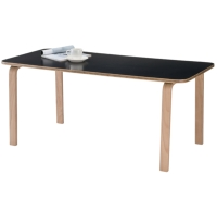 Rectangular Plywood Coffee Table