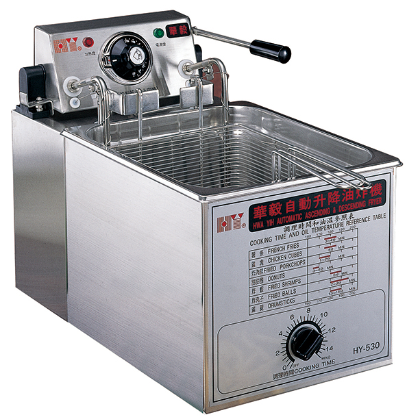 HY-530 Table To Deep Fryer