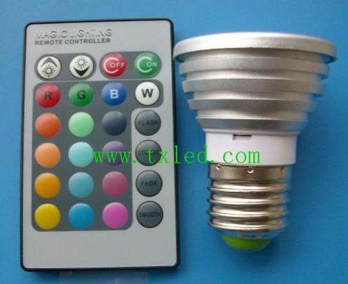 大功率LED燈泡