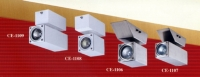 Iron, Aluminum, and Stainless-steel Downlights and Spotlights