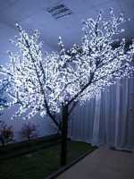 White LED Cherry Tree
