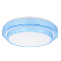 Cens.com Blue Double Loop Ceiling Lamp HUIZHOU FORYOU OPTOELECTRONICS TECHNOLOGY CO., LTD.