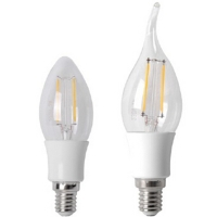 Pointed Bulb Light