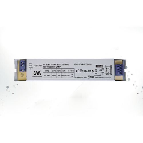 Electronic Ballasts