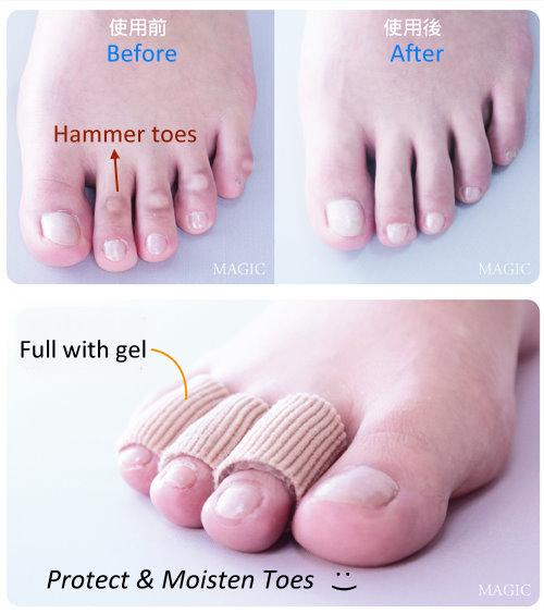 Hammer Toe Gel Sheath