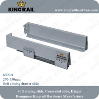 Soft Closing Drawer System