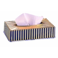 Golden Tissue Holder